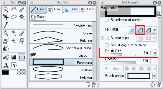 how to add curved rectangle in word