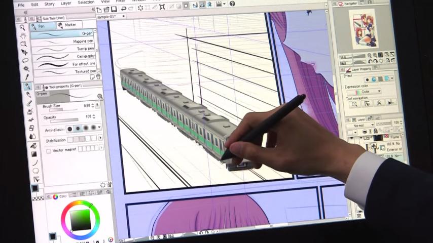 Clip paint studio pro скачать программу