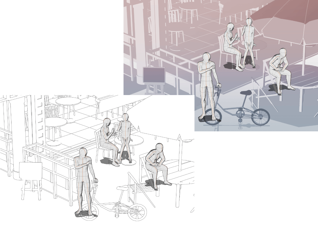Illustration For Design Clip Studio Paint