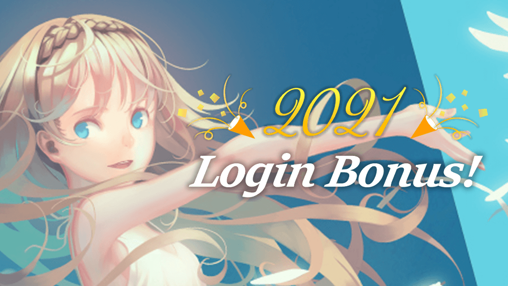 New Year Login Bonus Starts On New Years Eve Dec 31 2020