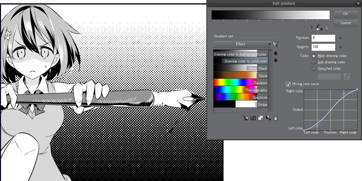 CLIP STUDIO PAINT: Software/app for creating comics and manga