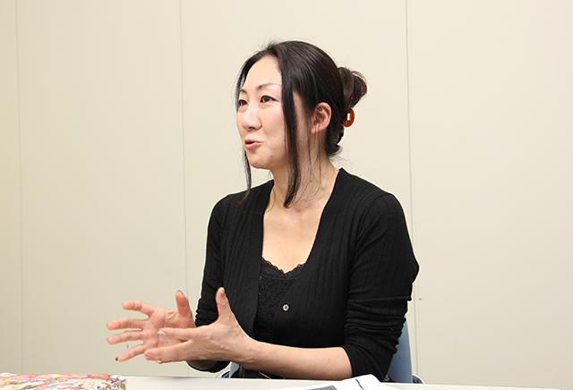 萩原さんの写真