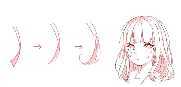 118_キャラクターの個性を演出する髪の描き方講座 (8)