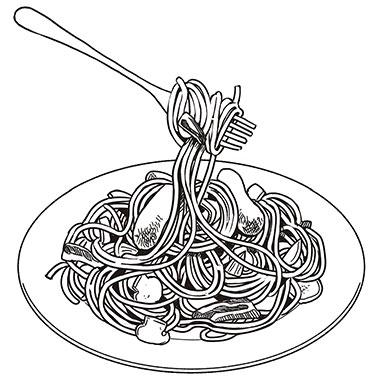 マンガに使えるおいしそうな料理の描き方 イラストマンガ