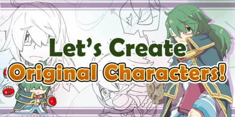 How to Make Appealing Original Characters (OCs)