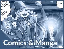 Comics & Manga