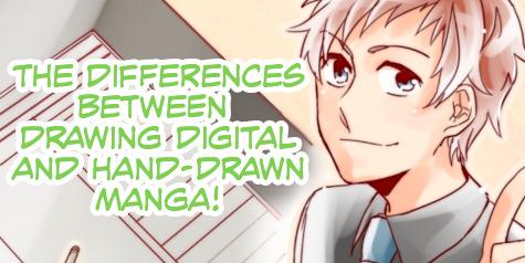 The Difference Between Digital Manga And Hand Drawn Manga Art Rocket