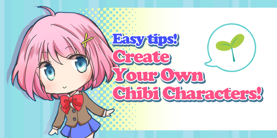 Easy Steps To Creating Chibi Characters Art Rocket