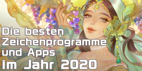 Die besten Zeichenprogramme und Apps im Vergleich (2020)