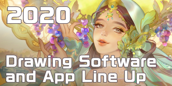 Best Drawing Software And Apps In 2020 Free Paid Art Rocket