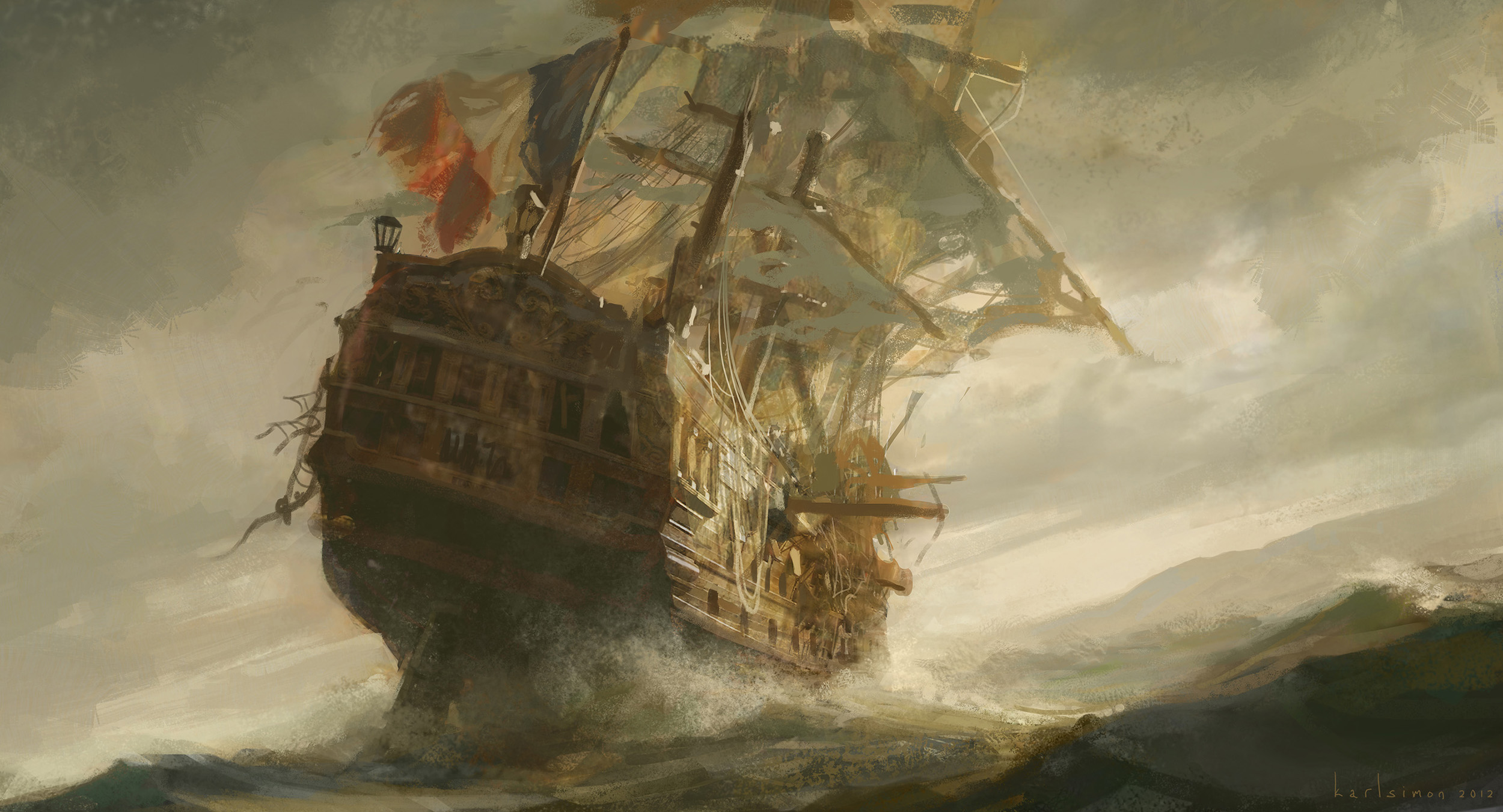 Becoming a Concept Artist for a Hollywood Film | Art Rocket