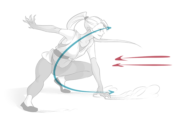 Bring Energy And Life To Your Poses Art Rocket There is no limit for action poses. bring energy and life to your poses
