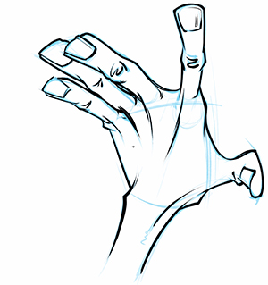 push your poses to the extreme drawing cartoon hands art rocket extreme drawing cartoon hands