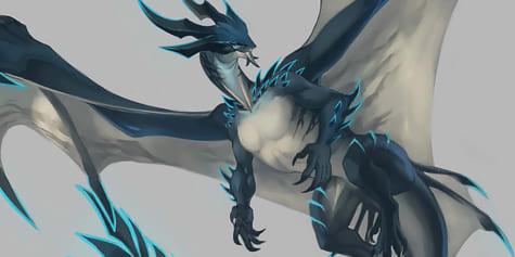 自由繪製充滿真實感的設計!龍的繪製方法