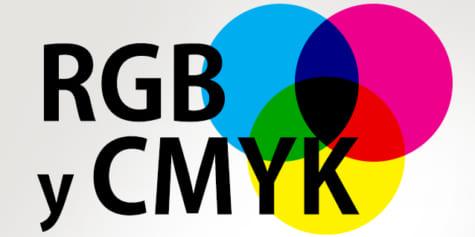 Qué son RGB y CMYK y cuándo usar cada uno