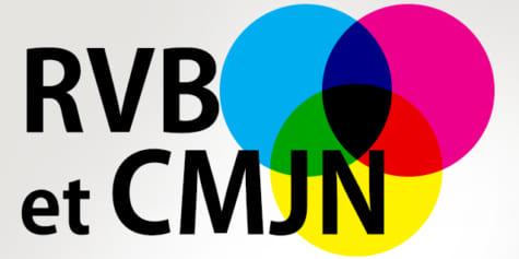 Une introduction aux modes RVB et CMJN et leur utilisation