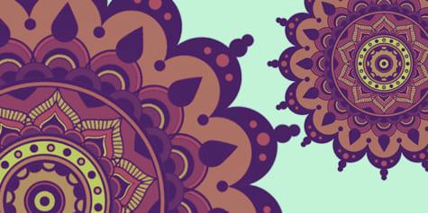 曼荼羅的繪製方法