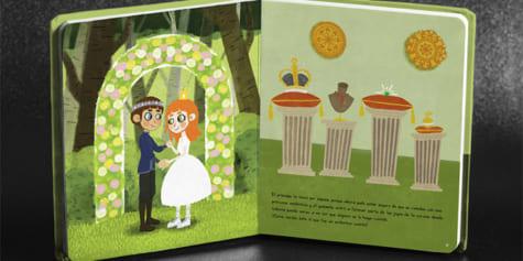 Ilustración libro infantil