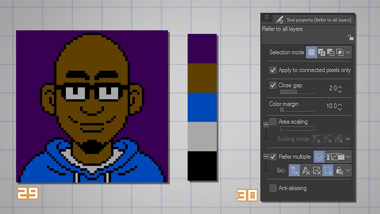 Comment Creer Une œuvre En Pixel Art Art Rocket