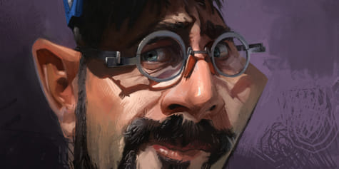 Digital Self-Portrait Oil Painting Tutorial