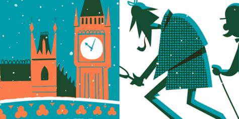 Illustration im Duoton digital erstellen