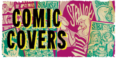 How to Draw Comic Covers
