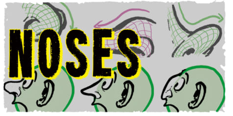 How to think: Drawing Noses