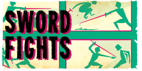 How to Draw Powerful Sword Fighting for Comic panels & Illustrations