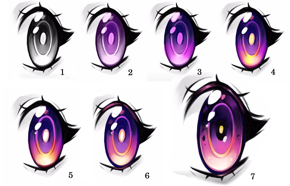 Digital Drawing Anime Eyes How To Draw Anime Eyes Art Rocket how to draw anime eyes art rocket
